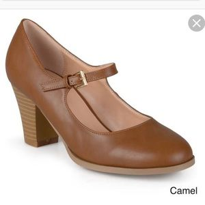 ‼️Mary Jane Pumps (camel color)‼️